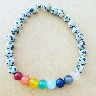Heal Your Inner Child Crystal Bracelet