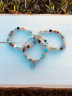 Inner Peace Crystal Bracelet Set (3)