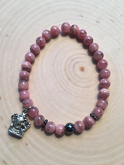 Heal & Ground Crystal Bracelet