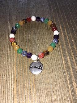 Kids Chakra Balancing Crystal Bracelet