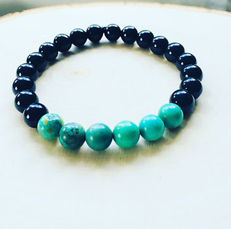 Protect Your Truth Crystal Bracelet