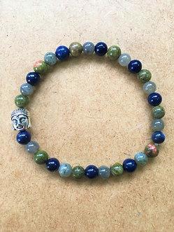 Yogi Power Crystal Bracelet