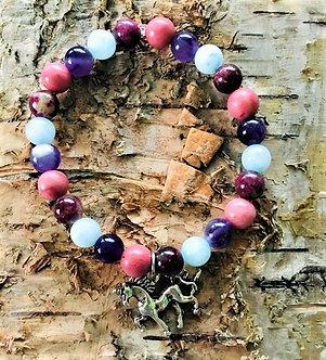 Kids Protection Crystal Bracelet