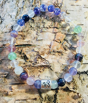 Capricorn Crystal Bracelet