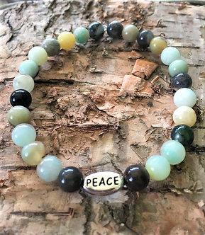 Inner Peace Crystal Bracelet