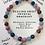 Thumbnail: Healing Grief Crystal Bracelet