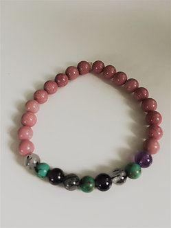 Fibromyalgia Crystal Bracelet