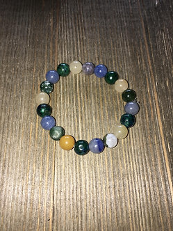 Personalized Boys Crystal Bracelet