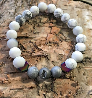 Calm Mind Crystal Bracelet
