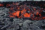 How Lava Rock is made