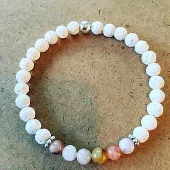 Gentle Healing Crystal Bracelet