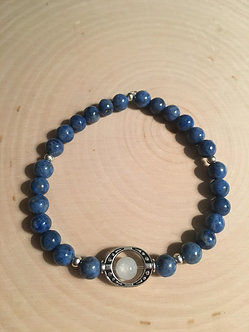 Moon Transformation Crystal Bracelet