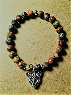 The Shaman's Crystal Bracelet