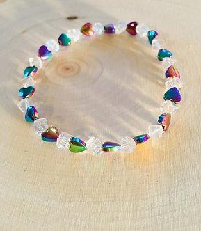 Just For Teens Crystal Bracelet
