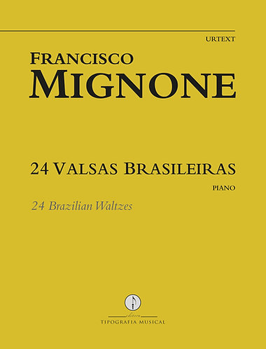 24 Valsas Brasileiras