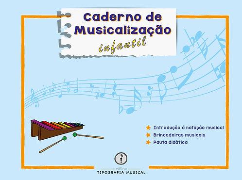 Caderno de Musicalização Infantil