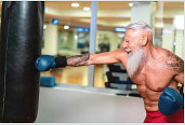 8 motivi per praticare la Muay Thai al Combat Club nonostante i tuoi 40, o 50, anni.
