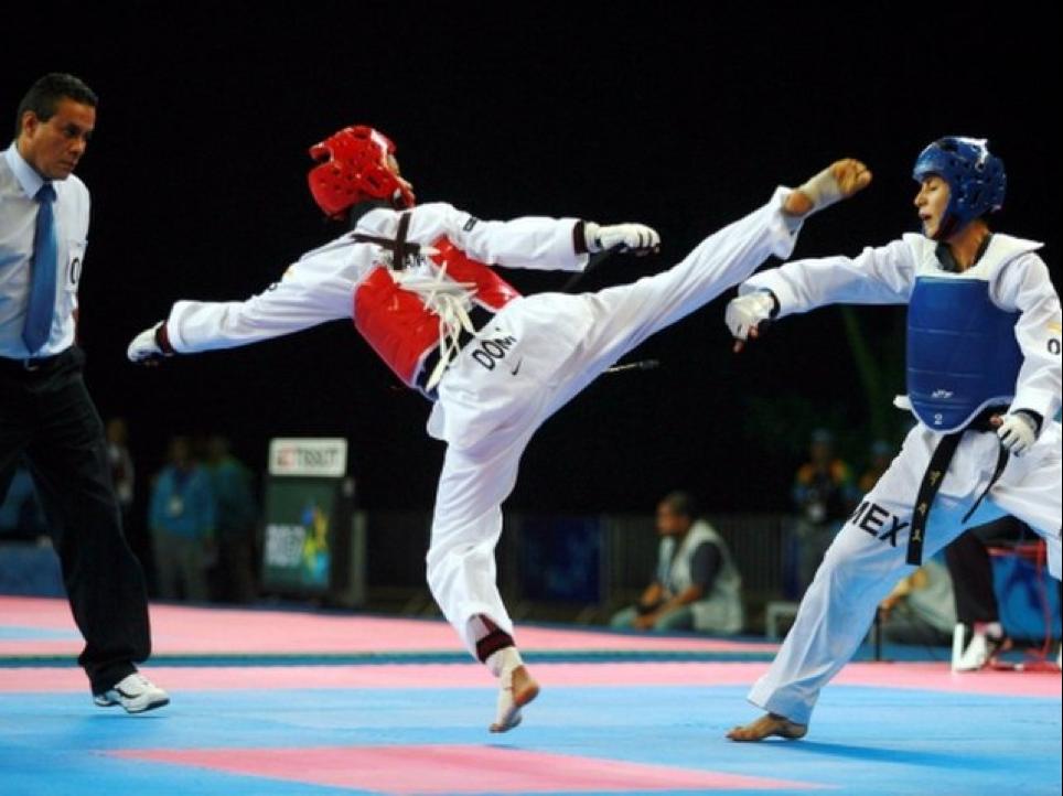 Taekwondo al Combat Club