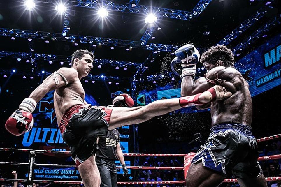 Muay Thai al Combat Club
