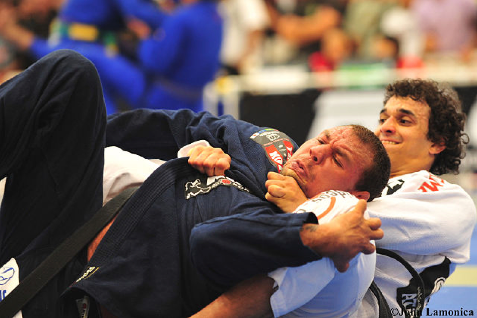 Jiu Jitsu Brasiliano al Combat Club