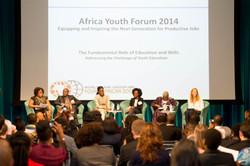 Africa Youth Forum 2014