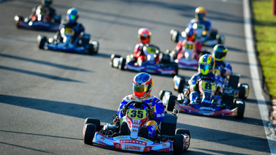 Copa SP de Kart Granja Viana terá recorde de velocidade e de provas na 5ª etapa neste sábado