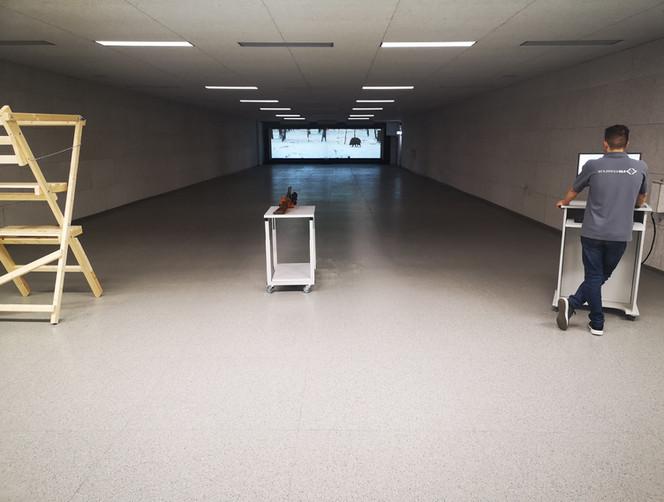 Schießkino Jagdschule / Euroshot