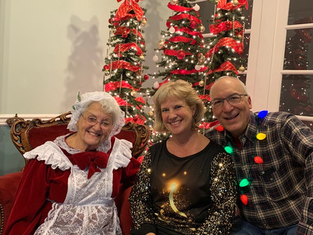 Celebrating The Holidays in Benicia