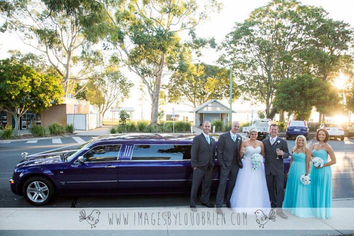 bundaberg wedding limousines