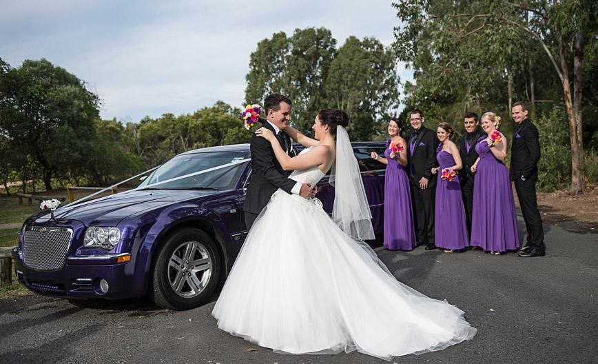 Bundaberg wedding Limousines Agnes waters