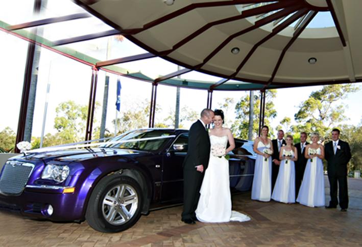 Phantom Chrysler wedding