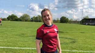 Verity, PE teacher & women's rugby player, 23