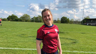 Verity, PE teacher & women's rugby player, 23