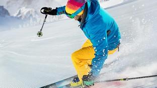 Geoff, Professional Ski Instructor