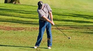 Michael, golfer