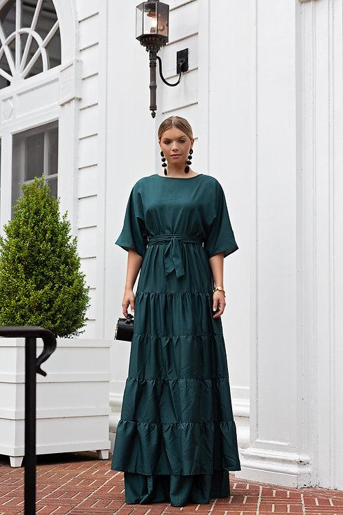 Sarah Emerald Dress