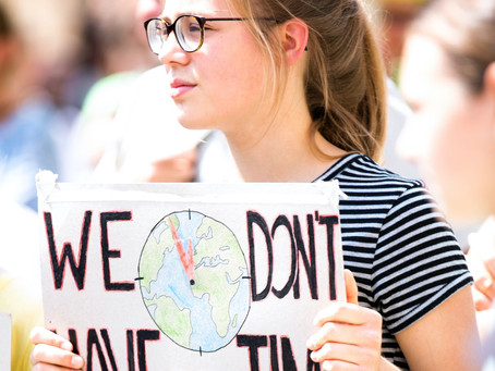 Be Inspired by Today's Powerful, Young Climate Leaders