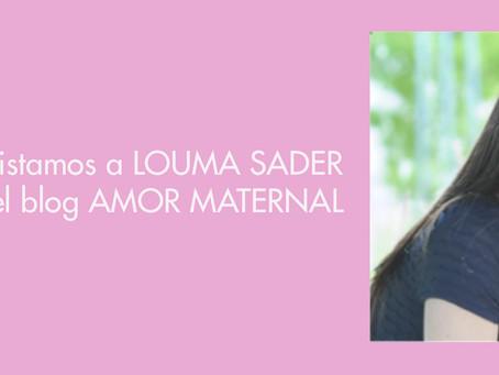 "Entrevistamos a Louma Sader:  ""Las pataletas"""
