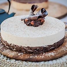 Boston Hazelnut Mousse Cake