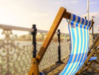 """""""I Do like to be beside the seaside........"""""""
