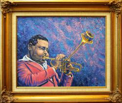Dizzy No. 1 ( 2005 - 20 x 16 Oil On Canvas )