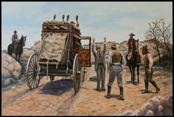 Reach For The Sky ( 2009 - 36 x 24 Oil On Canvas )