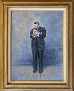 Al Hirt No. 1 ( 2009 - 18 x 24 Oil On Canvas ) SOLD