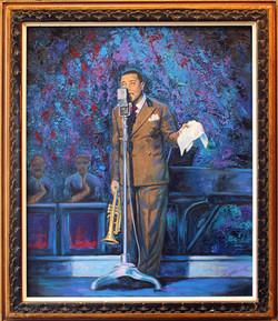 Louie ( 2005 - 20 x 24 Oil On Canvas )