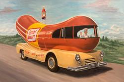 36 Wienermobile (24 x 30)
