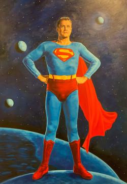 Superman (24 x 36)