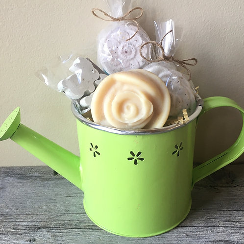 Watering Can Gift Set