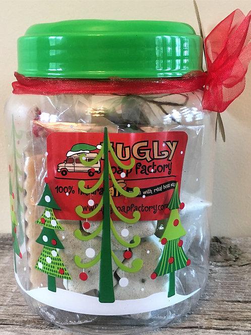 6 Piece Christmas Spa Kit