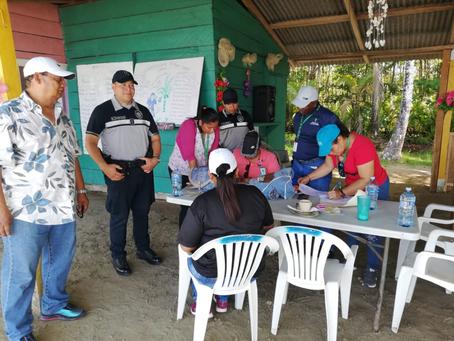 Autoridades continúan operativos de carnavales en Bocas del Toro