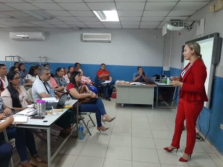 Ministerio Público dicta seminario a docentes de Bocas del Toro